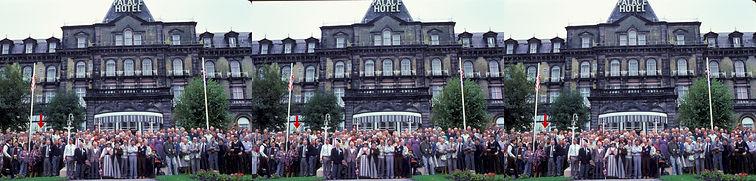 1983 Group shot of International Stereos