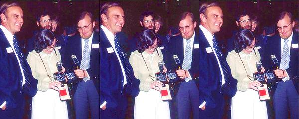 1978 ISU York UK Larry Haines,Pat Milnes