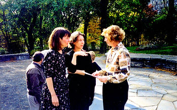 2000 Susan Pinsky Donna Gheleter and Hut