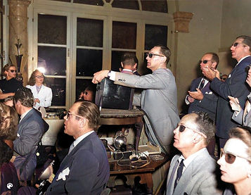 1952 Hollywood 3d club by Jerry Holscher