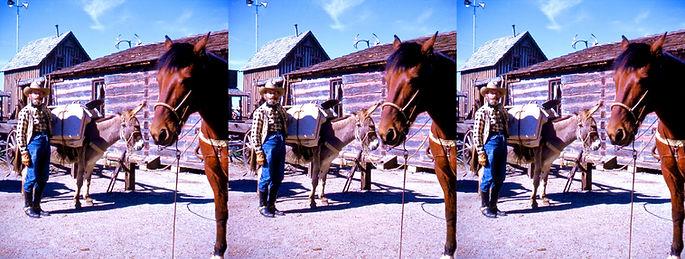 1954 -61 Knotts Berry Farm, Buena Park C
