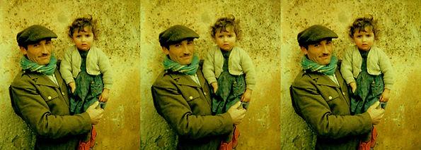SAFP Father & Daughter by Karl Struss SC