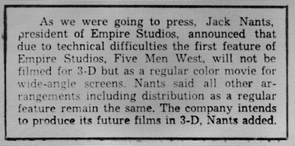 1953_07_19 Technical difficulties announ