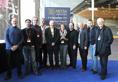 2011 Stereo Panel Media Conference Liege
