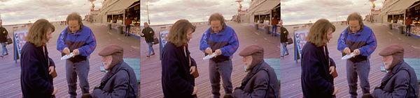 1999 Coney Island, NY Susan Pinsky, Shel