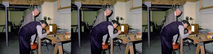 1992 Visiting Paul Wing Jr in Hingham MA