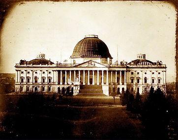 1846 Half-plate daguerreotype of US Capi