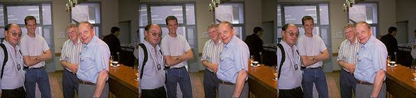 2003 Besancon ISU Bill Moll, Jerome and