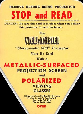 View-Master Stereomatic 500 Insert_edite