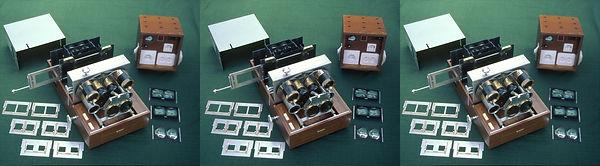 1985 HdW-7 Projectoren  Superprojector o