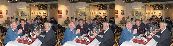 2010 Kerstdiner Vrijwilligers Museum 43