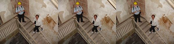 2006 Ellis Island David Starkman and She