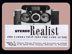 Stereo Realist the camera that sees the