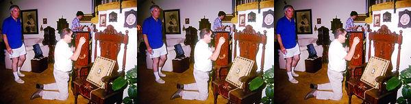 1993 Mike Kessler home David Burder look