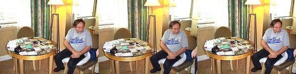 2006 NSA Miami FL Sheldon Aronowitz with