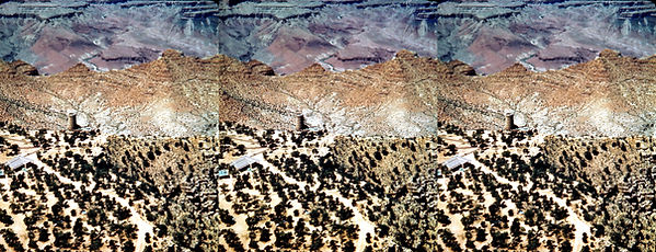 G-6 Grand Canyon from the watch tower at