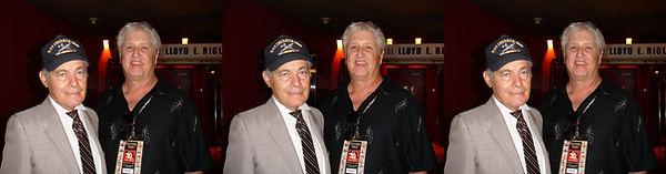 2006 Chris Condon and Ray Zone at Stewar