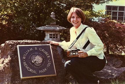 1978 Susan Pinsky in Beaverton OR at Gru