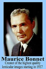 3-D Legend Hall of Fame, Maurice Bonnet