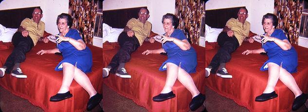 Elmer Weidknecht 1967-68 & Maude Osborn