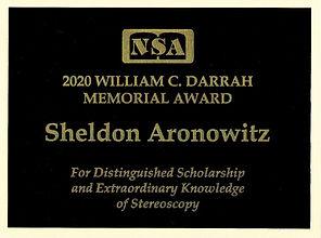 2020 Sheldon Aronowitz William C Darrah