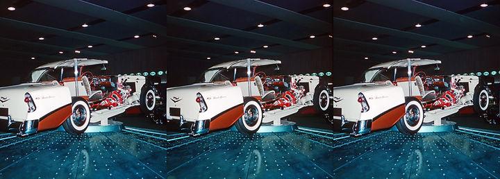 190 Car Show 1956 Motorama GM Pan Pacifi