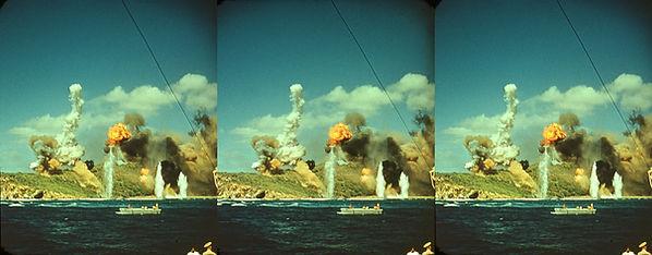 1951 Academy StereOscar- Bombing Scene b