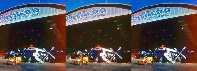 1962 PacAero Plane Gruman Gulfstream by