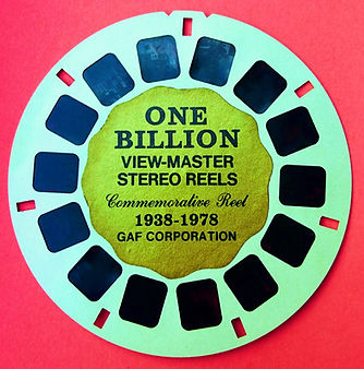1978 One Billion View-Master Stereo Reel