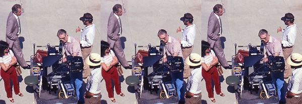 1983 Charles Smith and Chris Condon at N