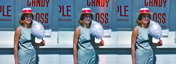 1963 Pomona County Fair CA by George Man