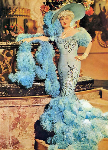 1934 Mae West by Paul Hesse Restored by