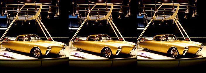 194 Car Show 1956 Motorama GM Pan Pacifi