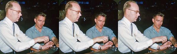 1954_Gordon_Smith_TDC_Vivid_Camera_designer_with_worker.jpg