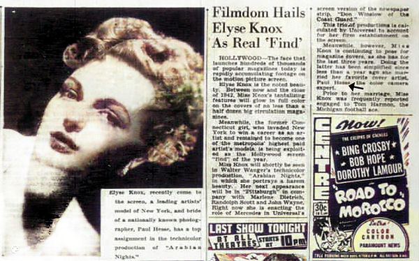 1942 Salt Lake City Tribune UT 28 Nov 19
