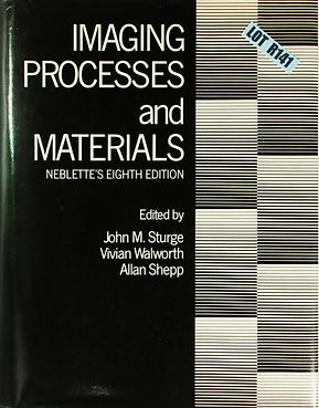 Imaging Processes and Materials Neblette