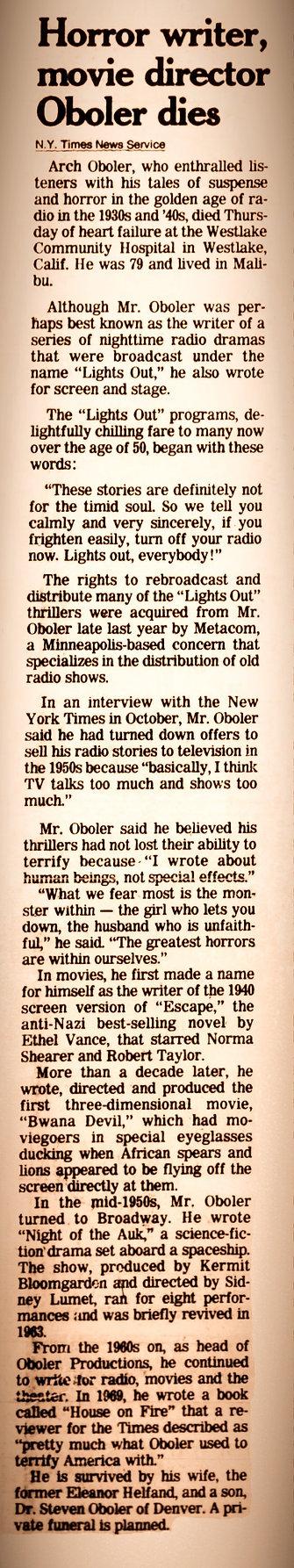 1987 Arch Oboler obit - The_South_Bend_T