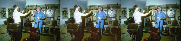 1993 Aug 9 Mike and Gladys Kessler home