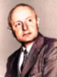 William Gruber formal portrait-Colorized