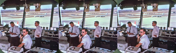 O'Hare Airport Chicago - control tower,
