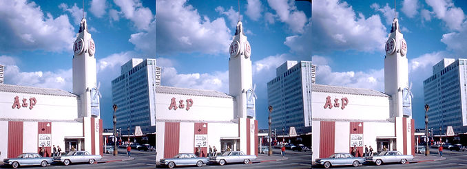 West LA, Hollywood Barrington Plaza and