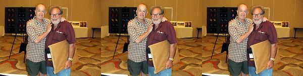 2017 NSA Irvine CA Ron Labbe and Sheldon
