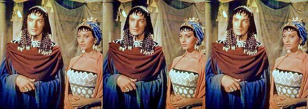 SophiaLorenAsCleopatra8byKarlStruss from