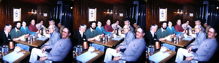 1979 Stereo Club of So CA coffee and cal