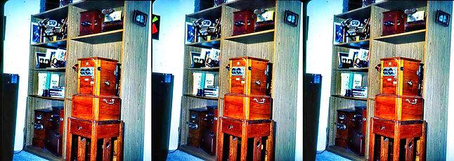 1984  Paul Wing Jr Hingham MA 3-D collec