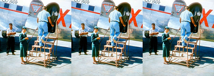 1959 La Paz Bolivia May by George Mann _