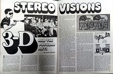 1981 Fanfare Stereo Visions article by R
