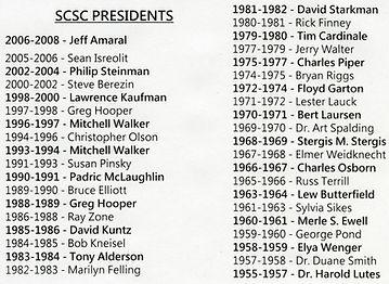 List of SCSC presidents.jpg