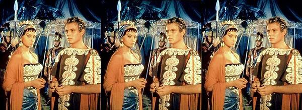 SophiaLorenAsCleopatra5byKarlStruss from