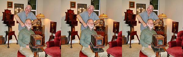 2007 David Starkman and Mike Kessler try